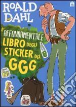 L'affondamentale libro degli sticker del GGG. Ediz. a colori articolo per la scrittura di Dahl Roald