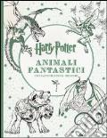 Harry Potter. Animali fantastici. Colouring book. Ediz. a colori art vari a