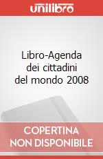 Libro-Agenda dei cittadini del mondo 2008