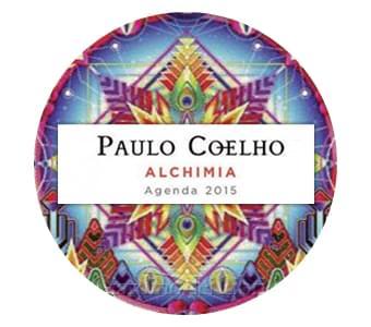Torna l'imperdibile Agenda 2015 con frasi e riflessioni di PAULO COELHO!
