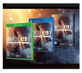 Prenota ora in promozione BATTLEFIELD 1 per PS4, XboxONE e PC