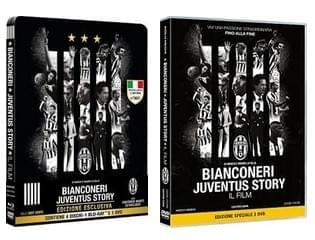 Il docu-film sulla Juventus finalmente in dvd e blu-ray!