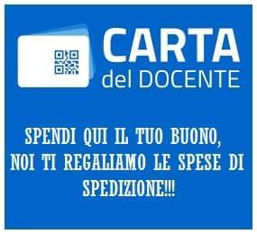 Spendi qui i tuoi 500 euro del bonus!