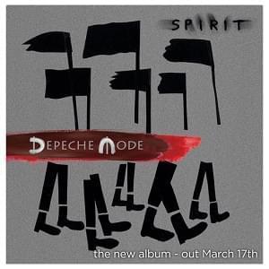 Il nuovo album dei Depeche Mode in prenotazione e promozione!