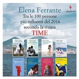 Elena Ferrante tra le 100 persone più influenti del 2016 secondo il TIME!