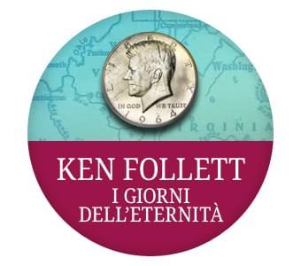 #unLibroperNatale: regala il nuovo romanzo di Ken Follett!