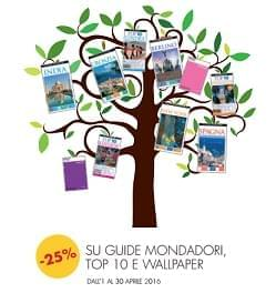 Guide Mondadori, TOP 10 e WallPaper in promozione!