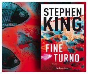 Il grande ritorno del Re del brivido: il nuovo romanzo in promozione!
