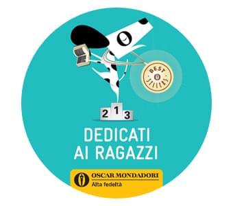 Oscar Mondadori RAGAZZI - Tutti i BestSeller per Ragazzi in sconto -25%