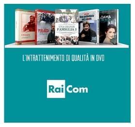 Promo Serie Tv RAI COM: immergiti in un mare di emozioni!