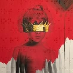 Il nuovo album di RIHANNA in promozione!