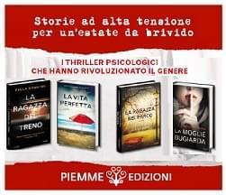 I 4 thriller psicologici che hanno rivoluzionato il genere in promozione!