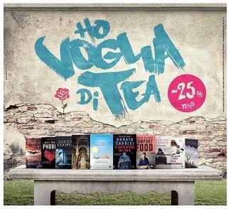 Tutti i più grandi successi del catalogo TEA in promozione!