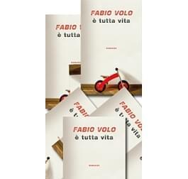 Il nuovo romanzo di FABIO VOLO in promozione!
