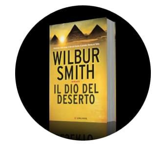 Il nuovo romanzo: 22 anni dopo, Wilbur Smith torna in Egitto!