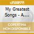 MY GREATEST SONGS - A. JOLSON