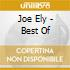 Joe Ely - Best Of