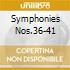 SYMPHONIES NOS.36-41
