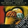 Alexander Monty / Brown Ray / - Triple Treat