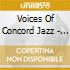 LIVE AT MONTREUX VOICES OF CONCORD