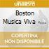 Crawford Seeger Ruth / Musgrave Thea - Premiere Performances By Boston Musica Viva -2 Movimenti Per Orchestra Da Camera- Boston Musica Viva/jan Cu
