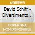 Schiff David - Divertimento From Gimpel The Fool, Sacred Service Suite- Shifrin DavidCl/chamber Music Northwest