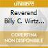 Reverend Billy C. Wirtz - Sermon From Bethlehem