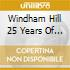 WINDHAM HILL 25 YEARS OF PIANO