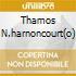 THAMOS N.HARNONCOURT(O)