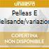 PELLEAS E MELISANDE/VARIAZIONI