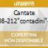 CANTATE BWV208-212
