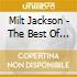 Milt Jackson - The Best Of...