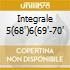 INTEGRALE 5(68')6(69'-70'