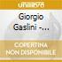 Giorgio Gaslini - Cantos