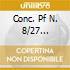 CONC. PF N. 8/27 SERKIN/ABBAD