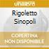 RIGOLETTO SINOPOLI