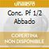 CONC. PF 1/2 ABBADO