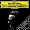 Fryderyk Chopin - 10 Mazurkas, Prelude Op.45, Ballade Op.23, Scherzo Op.31 - Michelangeli