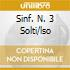 SINF. N. 3 SOLTI/LSO