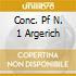CONC. PF N. 1 ARGERICH