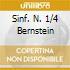 SINF. N. 1/4 BERNSTEIN