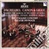 Johann Pachelbel - Canon & Gigue / Georg Friedrich Handel - The Arrival Of The Queen Of Sheba - Pinnock