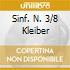SINF. N. 3/8 KLEIBER