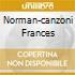 NORMAN-CANZONI FRANCES