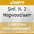 SINF. N. 3 HOGWOOD/AAM