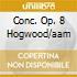 CONC. OP. 8 HOGWOOD/AAM