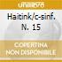 HAITINK/C-SINF. N. 15