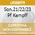 SON.21/22/23 PF KEMPFF