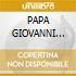 PAPA GIOVANNI PAOLO II/Messa in S.PI