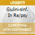 GIULINI-SINF. IN RE/PSY
